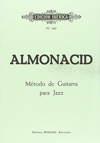 Método Guitarra Jazz