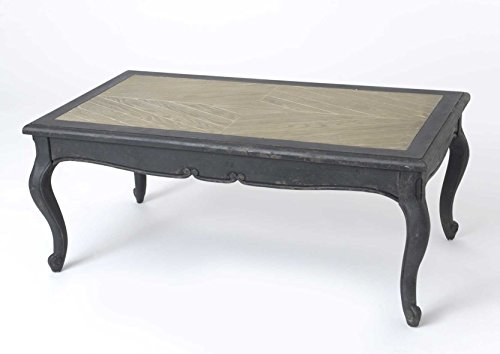 Amadeus Table Basse Plateau en Bois, Collection Classique