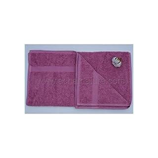Aquanatura-Organic Cotton Bath Sheet, rose