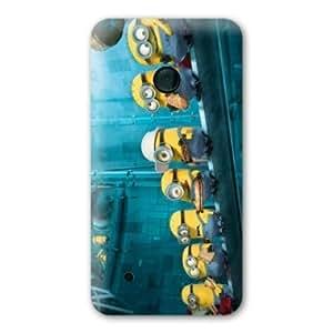 Case Coque Nokia Lumia 530Dessin Anime–-