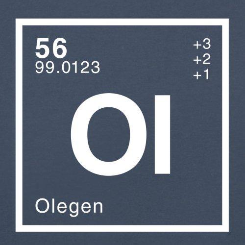 Ole Periodensystem - Herren T-Shirt - 13 Farben Navy
