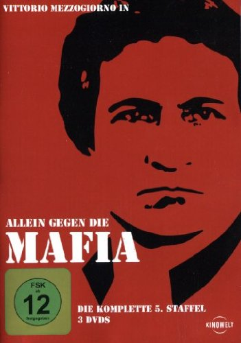 Bild von Allein gegen die Mafia 5 [3 DVDs]