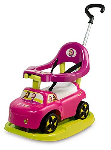 Smoby 720605–Patín Vehículo, Color Rosa