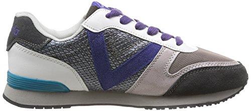 Victoria Jogging, Damen Sneaker Violett - Violett (Morado)