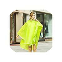 Cloak Style Impermeable Raincoat Women Jacket Waterproof Motorcycle Rain Coat Bicycle Rain Poncho