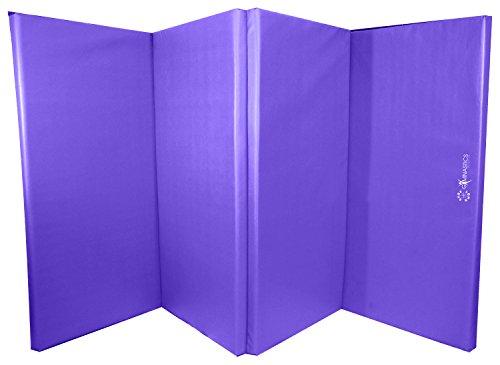 sure-shot-foldable-double-colchoneta-de-ejercicio-color-morado-talla-50-mm