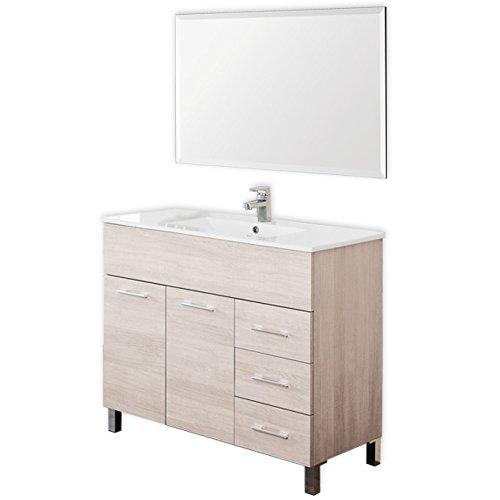 Feridras mondo composizione bagno, legno_composito, 46.5x101x84 cm