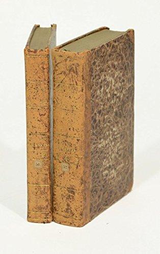 Jean Paul Friedrich Richter. Ein biographischer Commentar zu dessen Werken. (= Jean Paul's sämmtliche Werke, Bde. 61-65). 5 in 2 Bänden.