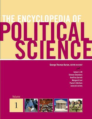 [The Encyclopedia of Political Science] (By: George Thomas Kurian) [published: December, 2010]
