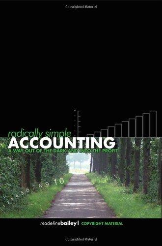 Radically Simple Accounting