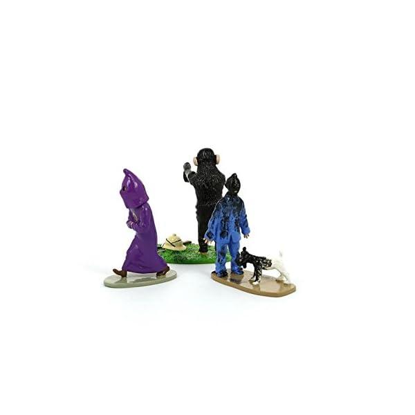 PIXI Figura de colección Moulinsart: Tintín Trío 46220 (2006) 5