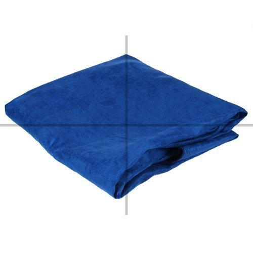 ClubKing Ltd. Poker-Tischtuch, Blau, 2m