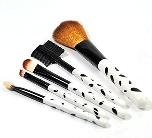 Keli Professional Make Up Brush Set (Pack of 5)