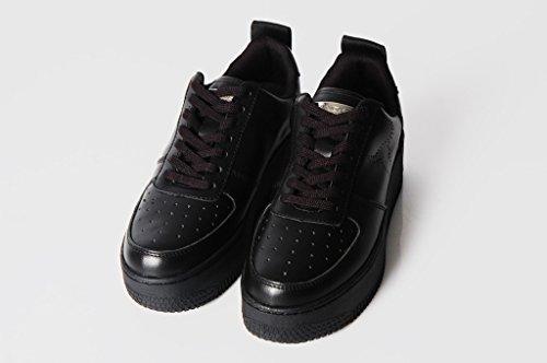 baskets WINDSOR SMITH femmes avec RACERR Platform Noir Noir