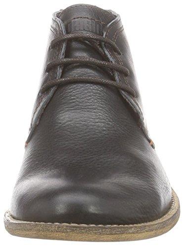 Bullboxer 709k54785a, Derby homme Noir (BKDB)