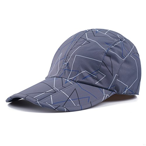 c1e3f29d Gray Camo Hats,Camouflage Caps Breathable Running Quick Dry Folding Brim Hat  Under 10 UV