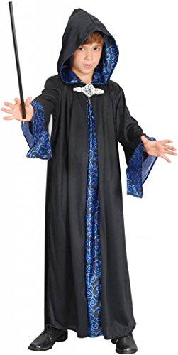 Zauberer Halloween Kostüm Kind (122/128)
