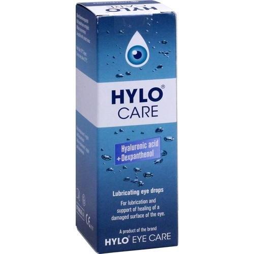 HYLO CARE Augentropfen, 10 ml Lösung