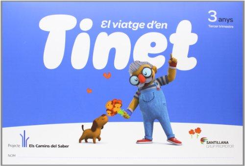 TINET 3 ANYS 3 TRIM - 9788415435433