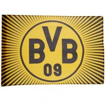 BVB Schwenkfahne Sonne