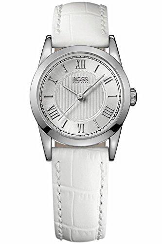 Hugo Boss Damen-Armbanduhr Analog Quarz Leder 1502305
