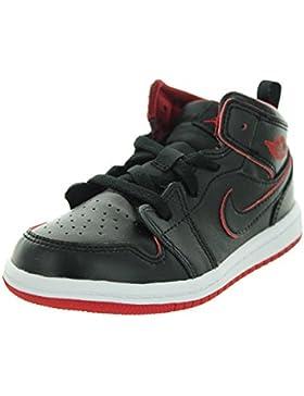 Nike Unisex Baby Jordan 1 Mid Bt Sneaker