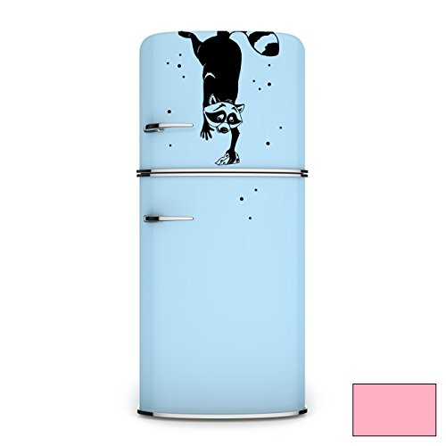 wall-sticker-fridge-stickers-wall-stickers-sticker-raccoon-polka-m1960-pink-xxl-44cm-breit-x-60cm-ho