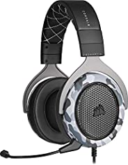 Corsair HS60 HAPTIC Cuffia Gaming Stereo con Tecnologia (Bassi Aptici Realizzati Tramite Taction Technology, P