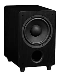 davis acoustics sub eva caisson de basse ampli 70 w fr ne noir audio hifi. Black Bedroom Furniture Sets. Home Design Ideas