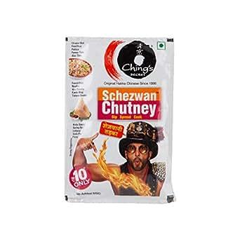 Ching's Secret Chutney - Schezwan, 40g Bottle