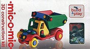 Desconocido Schäfer 0- Kit de Micro-O-Mic pequeño camión de 16 x 6 cm Importado de Alemania - Juguete Kit de Montaje Camión de Arena, Juguete
