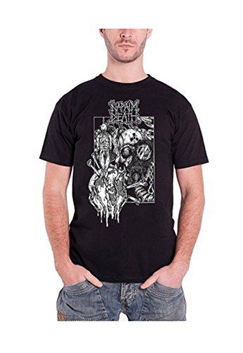Napalm Death Harmony Corruption T-Shirt schwarz L