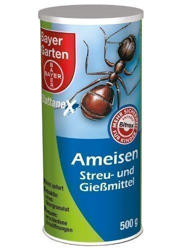 Bayer Jardin de fourmi Litière et gieß Mittel
