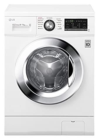 LG Electronics F 14G6 TDM2NH Waschtrockner / A /1088 kWh/Jahr