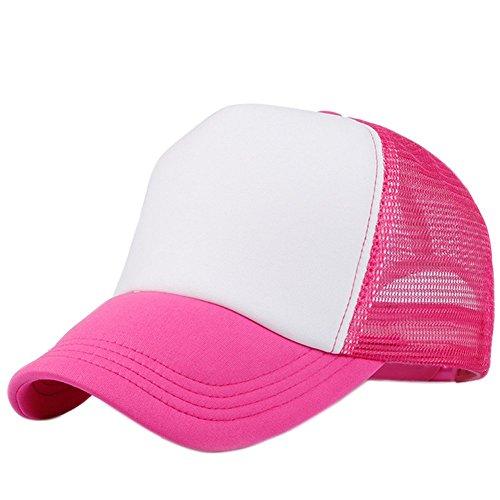 Leisial Mujer Casual Gorra de Béisbol de Viajes Hats Hip-Hop Sombrero Sol al  Aire c9a606e5f9d