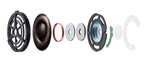 Sony MDR-1000X kabelloser High-Resolution Kopfhörer (Noise Cancelling, Sense Engine, NFC, Bluetooth, bis zu 20 Stunden Akkulaufzeit) schwarz - 18