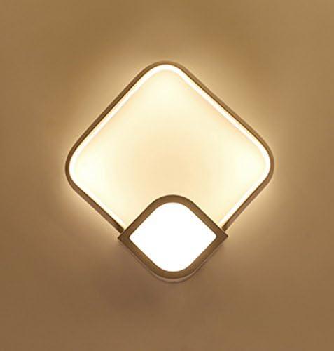 Lampada da Parete Applique - Moderna Moderna Moderna Lampada da Comodino a Parete a LED Minimalista personalità Creativa Scala corridoio corridoio Lampada da Parete Applique da Parete luci Soggiorno Applique 16fb52