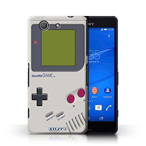 Preisvergleich Produktbild Hülle für Sony Xperia Z3 Compact / Nintendo Game Boy / Spielkonsolen Kollektion