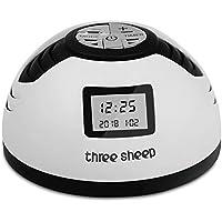 Weißes Rauschen Maschine White Noise Maschine mit 8 natürliche beruhigende Klänge, einstellbare Lautstärke Einschlafhilfe... preisvergleich bei billige-tabletten.eu