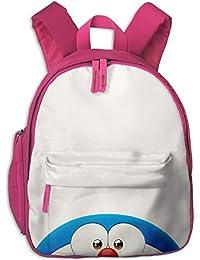 Lindas Mochilas Escolares con Estampado de Doraemon para niñas y niños