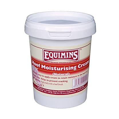 Equimins Unisex's EQS0176 Hoof Moisturising Cream Natural, Clear, Regular 2