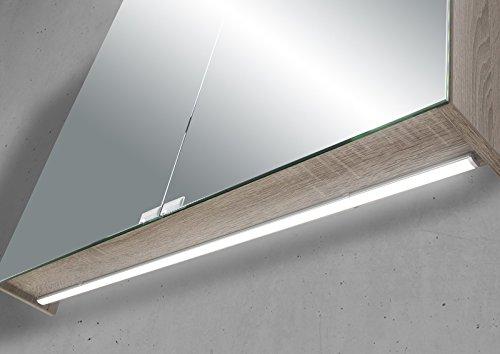 Spiegelschrank doppelt verspiegelt – 80 cm - 3