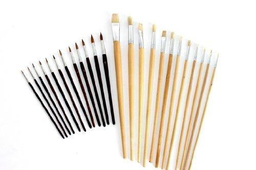 pinselset-24-stuck-12-rundpinsel-12-flachpinsel-kunstlerpinsel-olfarbe-acrylfarbe