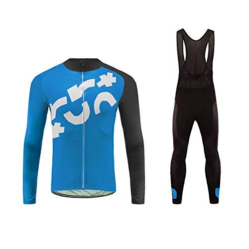 b9c3fc38d0 Future Sports UGLYFROG Bike Wear Maillot de Ciclismo Hombre 3D Cojín Conjunto  Bicicleta de Montaña Ropa