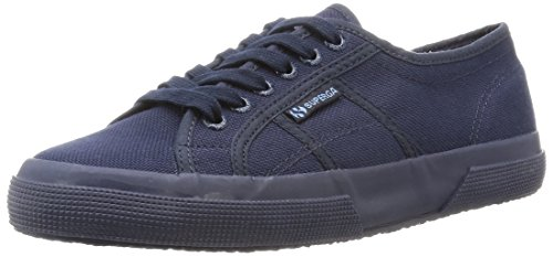 Superga 2750 Cotu Classic, Sneakers Basses mixte adulte, Bleu (Total Navy C43), 37.5