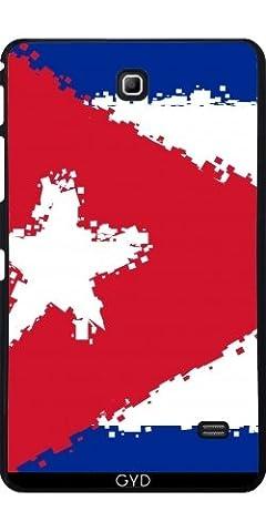 Hülle für Samsung Galaxy Tab 4 (7 Zoll) - Kuba by Cadellin