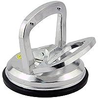 Leadway - Elevador/tirador de ventosa, de aluminio, 12,7 cm, levanta 50 kg Elimina las abolladuras, levanta cristales y espejos pesados.