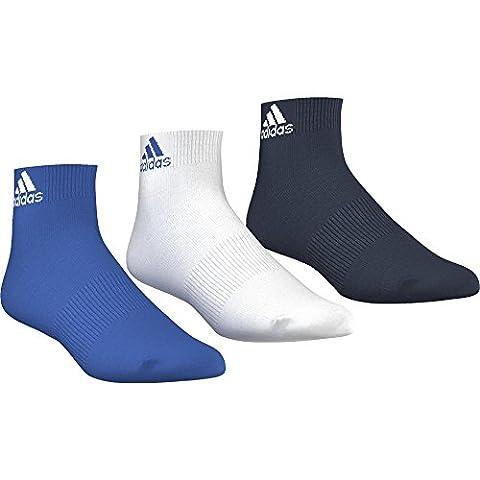 adidas PER ANKLE T 3PP - Chaussettes courts pour Unisex,