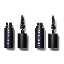 Set of 2 Bobbi Brown Eye Opening Mascara Deluxe Travel Size