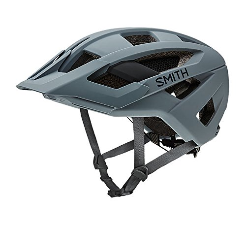 Smith Erwachsene Rover Mountainbikehelm, Matte Charcoal, 51-55
